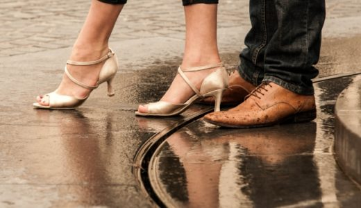 うっかり雨に濡れてしまっても大丈夫!革靴を雨から守る方法