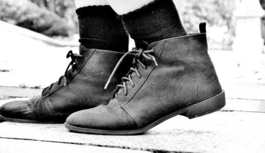 高いヒールが苦手な足型のハイアーチに合うブーツは
